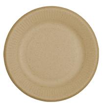 "6"" Fiber plate  | Sample"