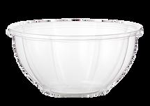 32 oz World Centric Clear Salad Bowl  | Sample