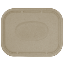 """Fiber Lid for 10"""" x 7.5""""  Trays 