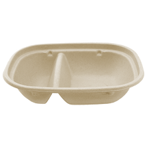 2 Compartment Container | 24 oz | Sample