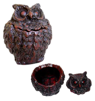 Owl Shaped Box