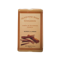 Cinnamon Soap 3.3oz