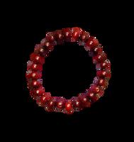 Rosewood Beads Wrist Mala 8 mm