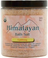 HIMALAYAN BATH SALT - UPLIFTING