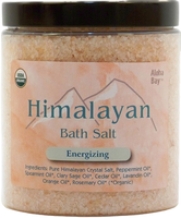 HIMALAYAN BATH SALT - ENERGIZING
