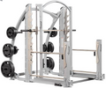 Used Hoist CF-3754 Dual Action Smith Machine