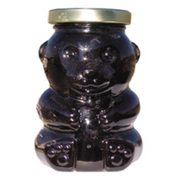 Wild Huckleberry Jam Bear Jar