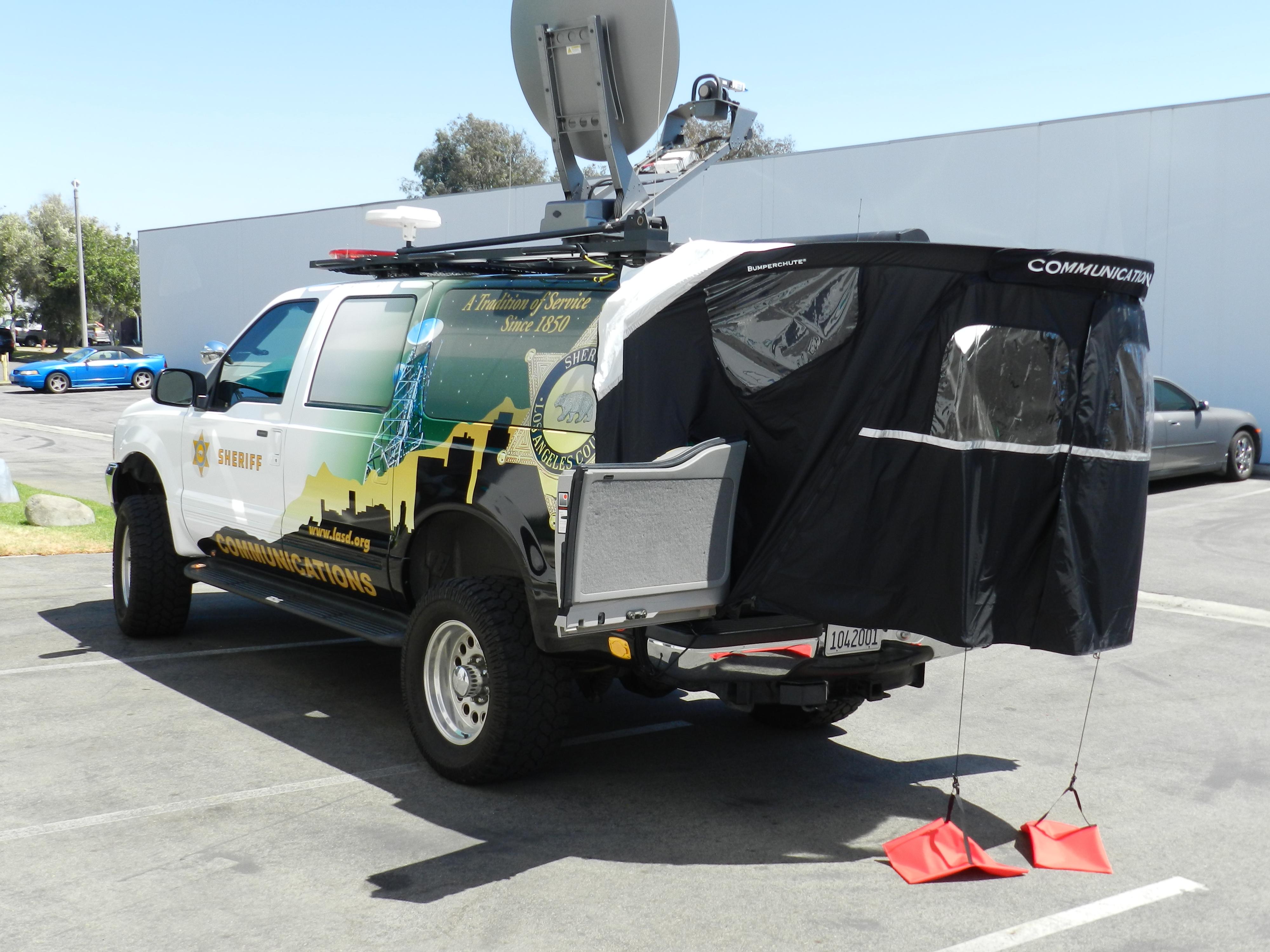 LA County Sheriff Excursion