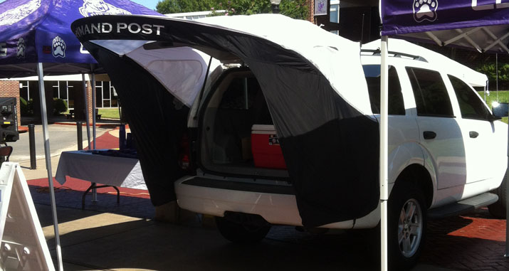 Ems Vehicle Tents Turn Any Ems Vehicle Into An Incident