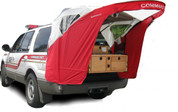 Bumperchute Command Post in red/white -model FR BT.