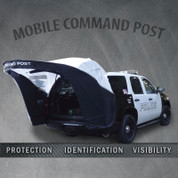 Police Vehicle Command Post Delay shipping: see note below