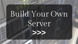 Dell PowerEdge R720 Server - Build Your Own Server