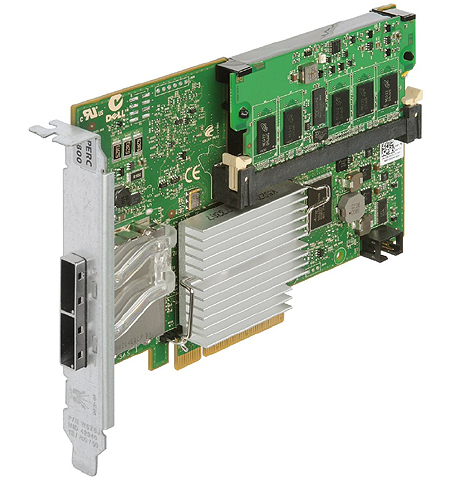 Dell PowerEdge H800 External RAID Controller