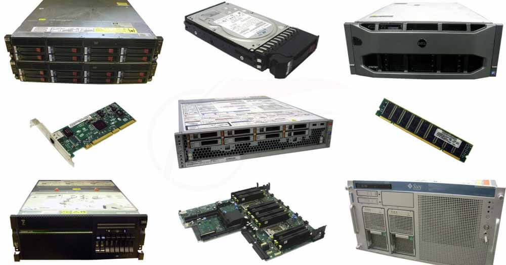 Refurbished Servers for Sale via Flagship Tech