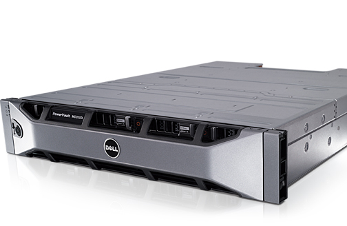 Dell Powervault Storage Array Enclosures Das Nas San