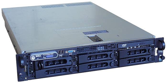 Image result for Dell PowerEdge 2950 server