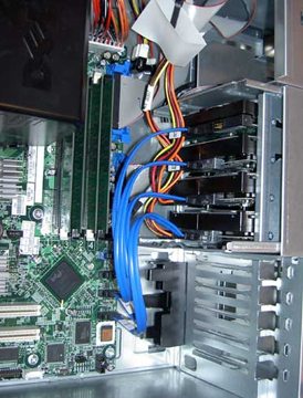 Dell PowerEdge 840 Hard Drives