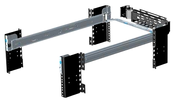 Dell Poweredge R510 Rack Rail Kits Amp Cable Management Arms