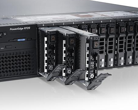 Dell PowerEdge R720 Hard Drives
