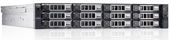 Dell PowerEdge R720xd Server