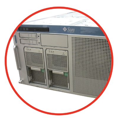Sun / Oracle Servers for Sale via Flagship Tech
