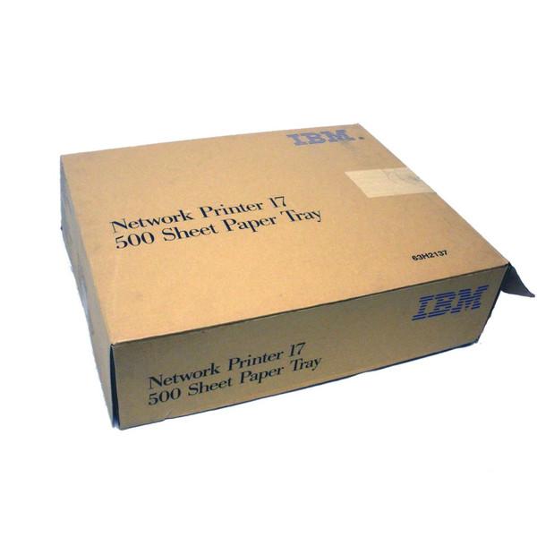IBM 63H2241 N17 4317 500 Sheet Feeder Drawer with Tray via Flagship Tech