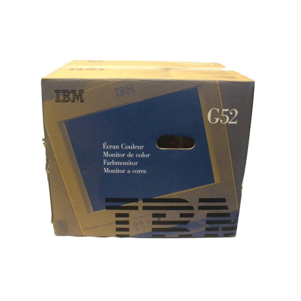 IBM 60H9053 6564-00N Color Monitor via Flagship Tech