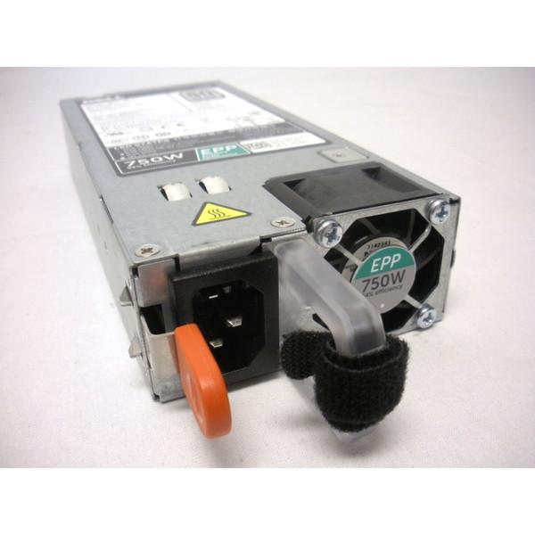 Dell HTRH4 750W 80 Plus Platinum Power Supply PowerEdge