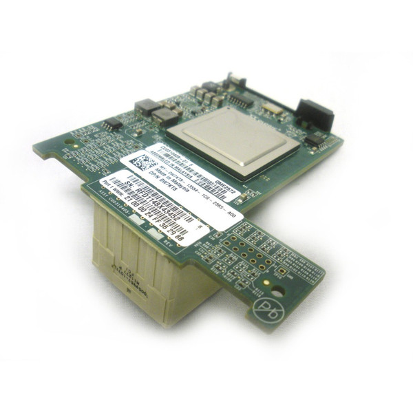 Dell W7KT8 QLogic QME2572 Dual Port 8Gb Fibre Channel Mezzanine Card