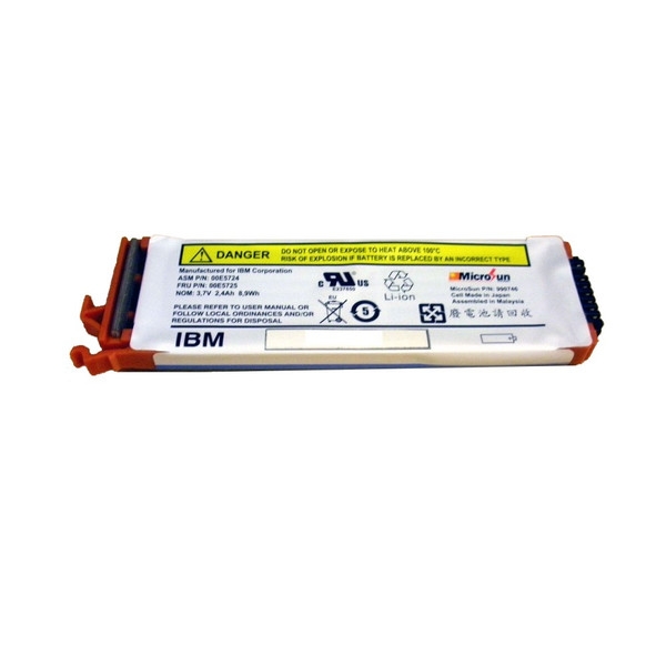 IBM 44V7597 Brand New Cache Battery Li-ion 00E5725 74Y9124 74Y9124 42R8705 74Y5997 1113A 990746 via Flagship Tech