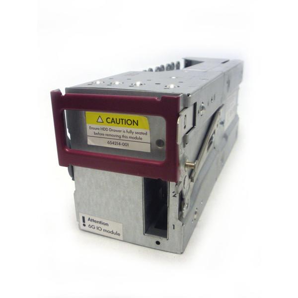 HP 654214-001 D6000 6G SAS I/O Module