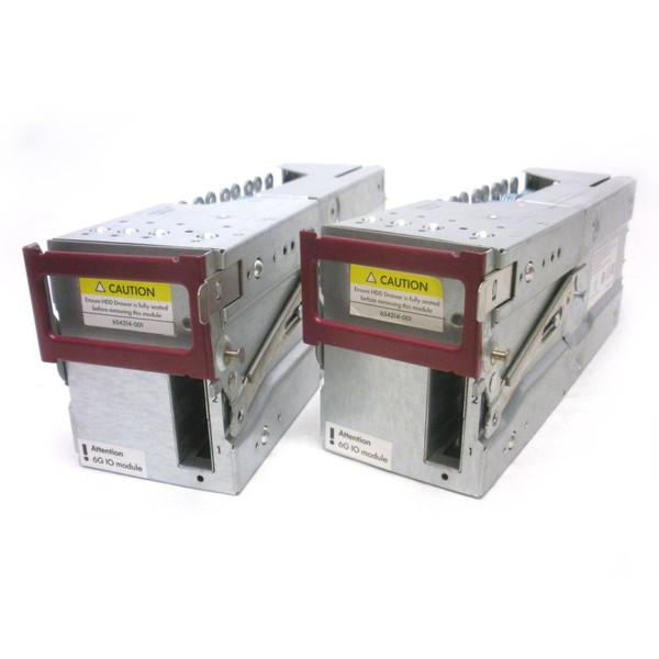 HP QQ696A D6000 Dual 6G SAS I/O Module Kit 654214-001