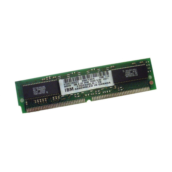 IBM 20H1324 8MB Simm Memory 4317-001 via Flagship Tech