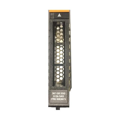 IBM 00E8673 387GB SAS SFF-2 w/eMLC FC ES1A for IBM i via Flagship Tech