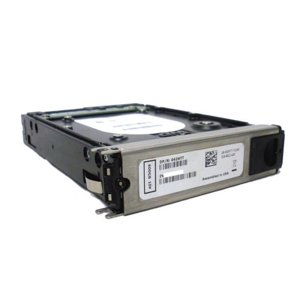 DELL TCGGM 600GB 10K SAS 2.5in 6G EqualLogic Hard Drive 0TCGGM via Flagship Tech
