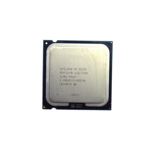 DELL SLA8W 2.4Ghz 1MB 800Mhz Pentium E2220 DC CPU via Flagship Tech