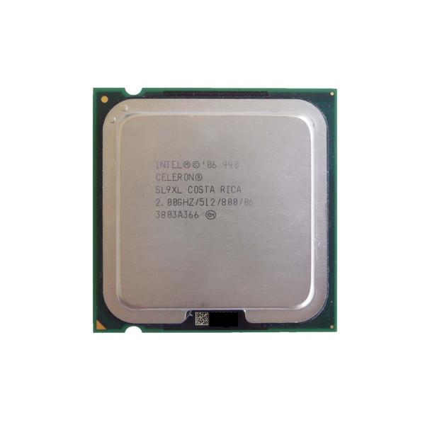 Intel SL9XL Dell 2.0Ghz 512K Celeron 440 CPU via Flagship Tech