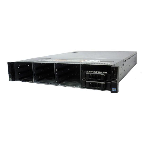 Dell R720XD 12x3.5 2x E5-2650V2 2.6Ghz 8-Core 128GB 4x 300GB 15K SAS 2x P/S H710