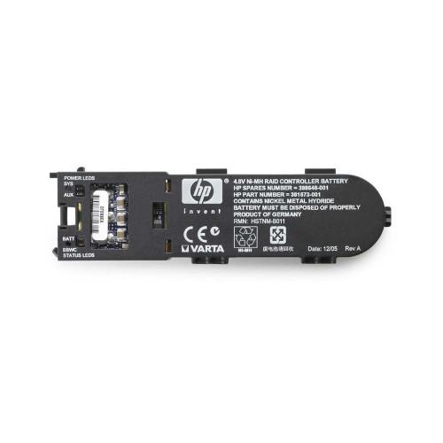 HP 398648-001 4.8V Ni-MH Battery Module for Smart Array P400 P600 P800 via Flagship Tech