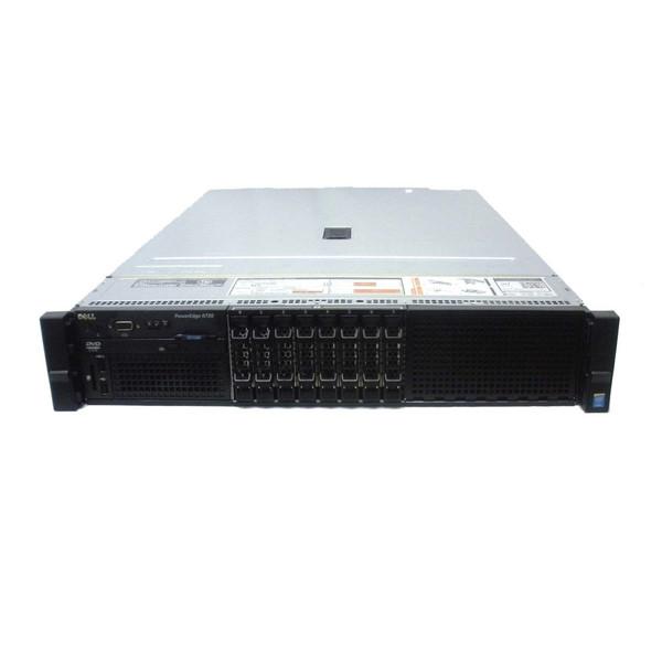 Dell PowerEdge R730 Server 2x E5-2630V3 16-Core total 2.4Ghz IDRACT ENT 256GB RAM H730 PERC, 8X 2.5in 6X 300GB DPS