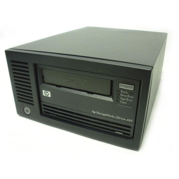HP Q1520B StorageWorks Ultrium 460 LTO-2 200/400GB LVD SCSI External Tape Drive