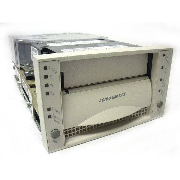 HP 154871-002 DLT8000 40/80GB LVD SCSI Internal Tape Drive
