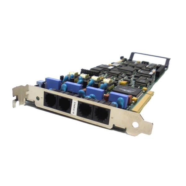 Dialogic D/41EPCI 4-Port Modem Card via Flagship Tech