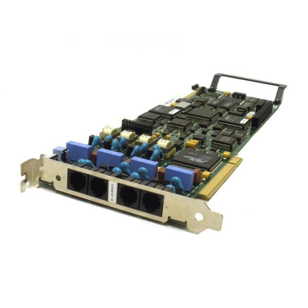 Dialogic D/41ESC-PCI 4-Port PCI Voice Modem Card via Flagship Tech