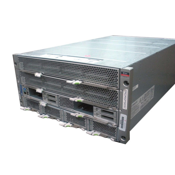 SUN T4-4 SPARC 4X 8-Core 3.0Ghz 128GB RAM 2X 300GB Server via Flagship Tech