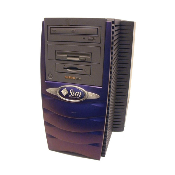 SUN A29 Sun Blade 2000 Workstation 900Mhz 8GB RAM 73GB Hard Drive Disk via Flagship Tech