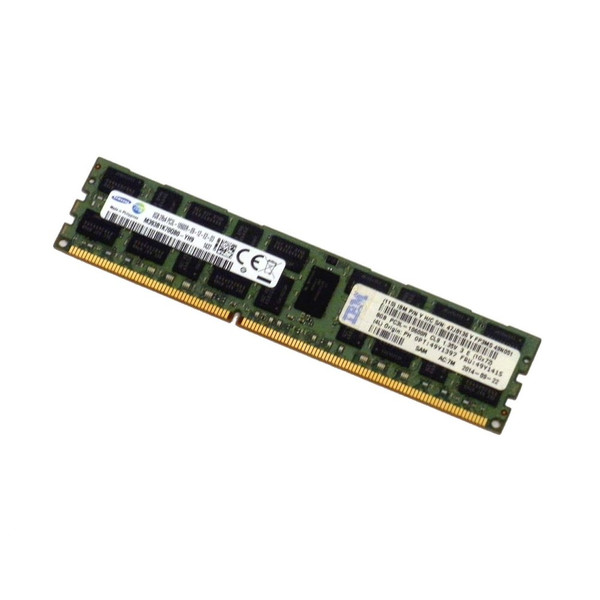 IBM 47J0136 8GB 1333Mhz PC3-10600 ECC Reg 2RX4 DDR3 Memory via Flagship Tech