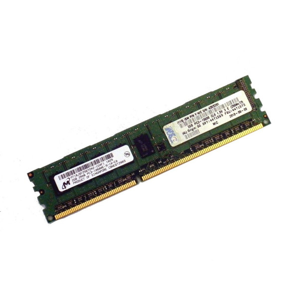 IBM 43X5291 2GB 2Rx8 PC3-10600E Memory Module 44T1573 via Flagship Tech