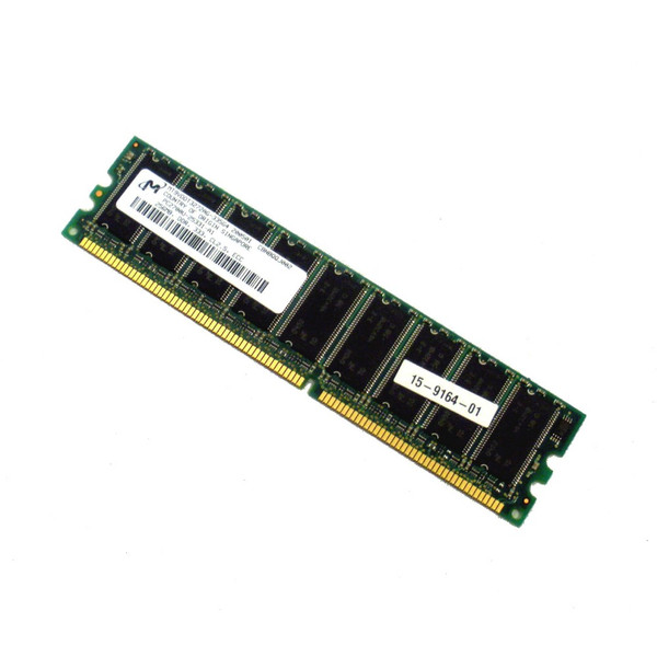 Cisco 15-9164-01 256MB DDR ECC PC 2700 184 Pin Memory via Flagship Tech