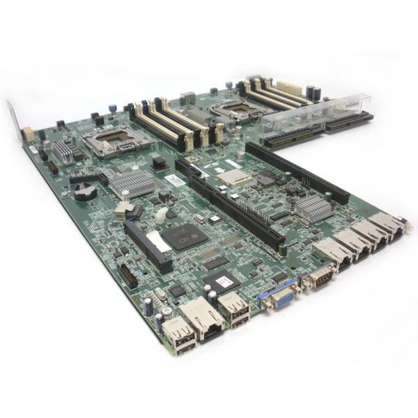 HP 732151-001 732145-001 647400-002 DL380e DL360e Gen8 E5-2400v2 System Board